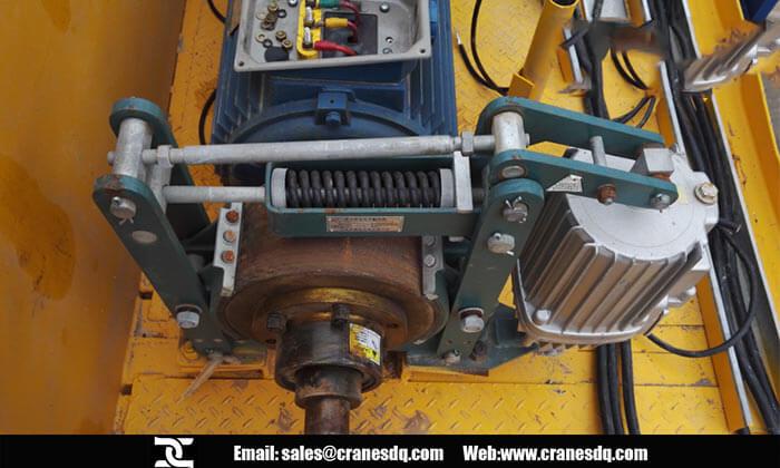 Overhead Crane Vibration : Crane brake electric hoist rope chain