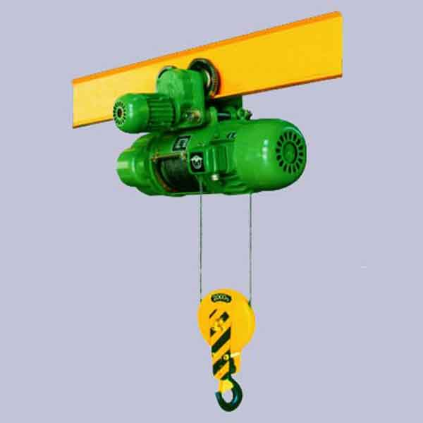 Electric Cable Hoist And Electric Wire Rope Hoist