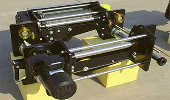 Electric motor hoist : 1~20t, 6~18m