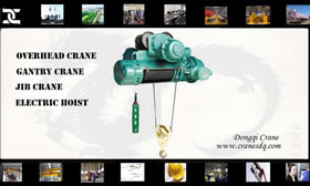 5 ton hoist: chain hoist, wire rope hoist, hand hoist, electric