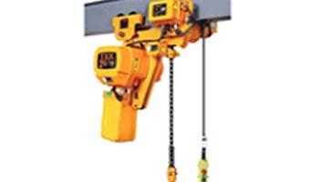 Outdoor electric hoist: 0.5-32t, 3~9m
