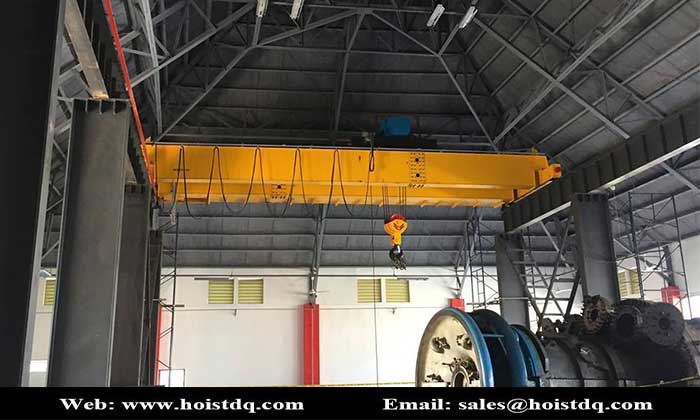 Overhead Crane Failure : Overhead crane control electric hoist rope chain