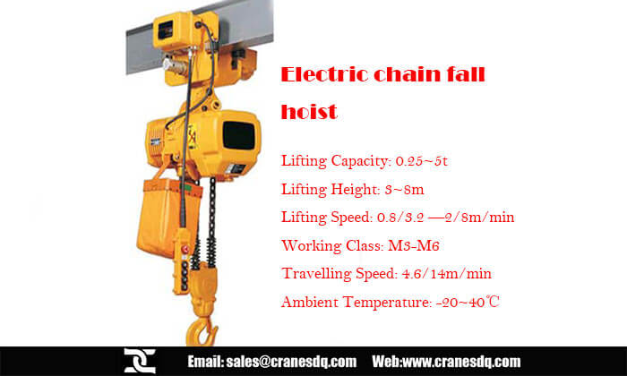 Ton hoist and Crane 0 5 ton-550 ton – Electric hoist, rope