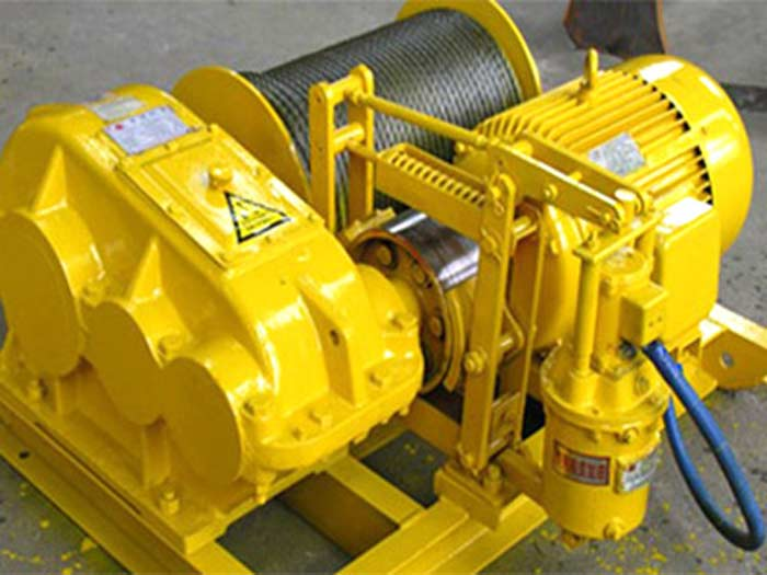 High Speed Winch for Sale – Electric hoist, rope & chain electric