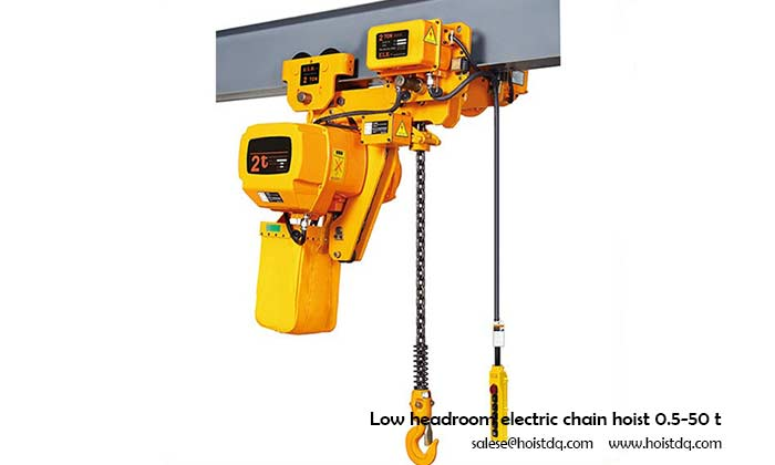 Electric Hoist Electric Chain Hoist And Wire Rope Hoist