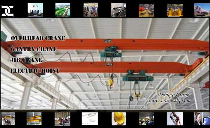 Overhead cranes, Overhead crane parts, Overhead crane